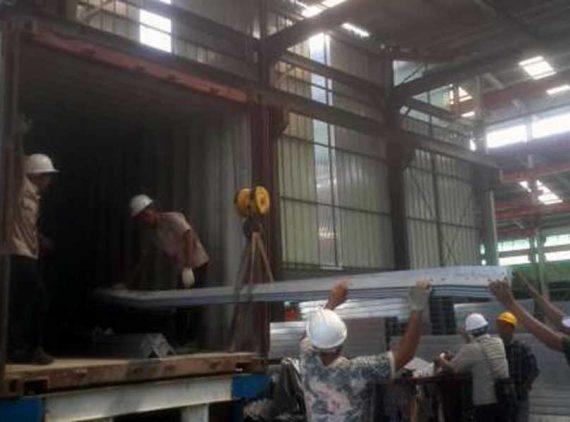 General Cargo By Container & Break Bulk Vessel