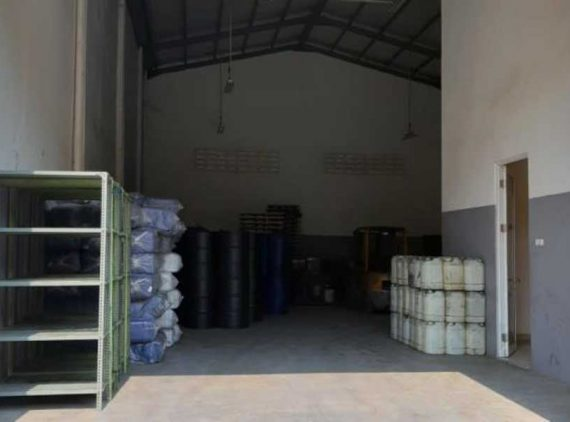 Warehouse At Green Sedayu Bizpark